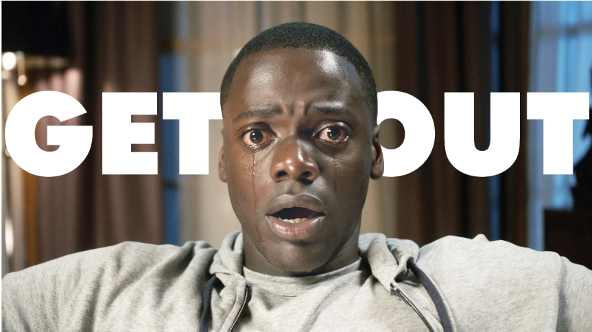 Get Out + Champagne