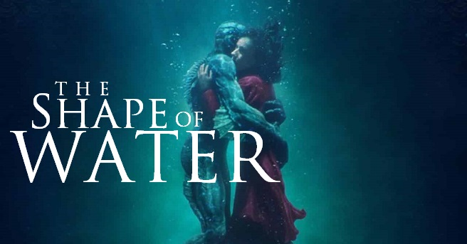 The Shape of Water + A Salty Dog Cocktail
