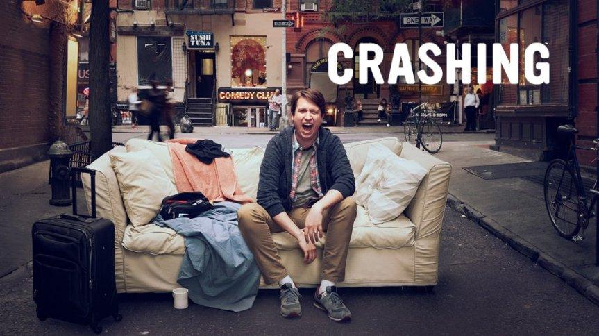 Crashing + Black &Tan