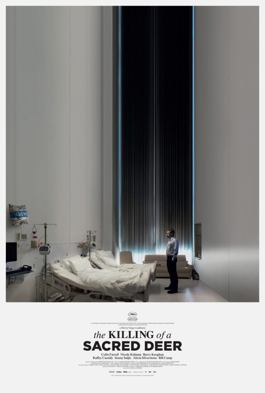 The Killing of a Sacred Deer + Jäger Bomb